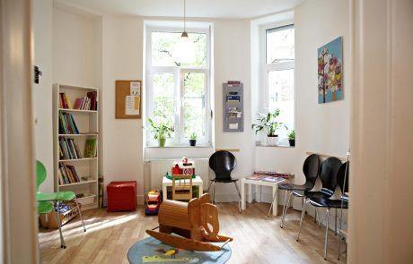 Galeriebild 2 der Praxis für Sprachtherapie Pia Maria Könn