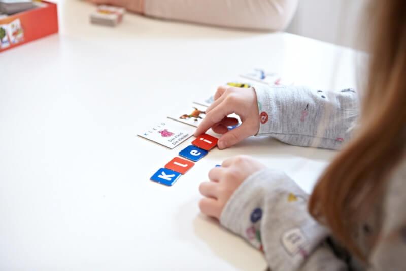 Kindertherapie 1 der Praxis für Sprachtherapie Pia Maria Könn